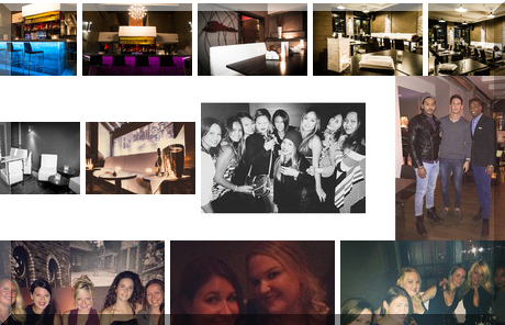 Stinson Bistro Bar & Lounge collage of popular photos